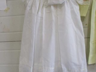 Baptismal Gown   Shoes