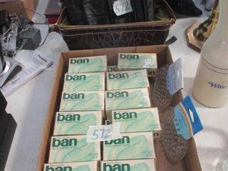 Ban Bar Soap   Overnight Bags