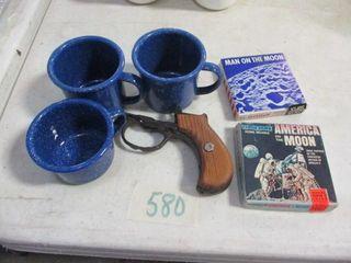 Porcelain Cups   8mm Reel to Reel