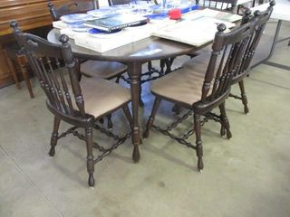 Table w  6 Chairs