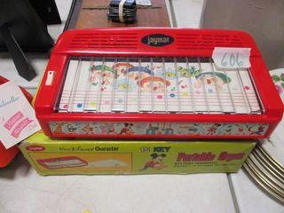 Jaymar Portable Organ