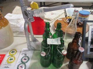 Bottle Capper   Bottles