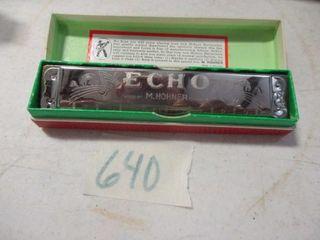 Hohner The Echo Harmonica