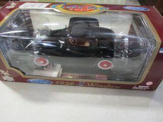 1932 Ford 3 Window Car