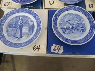 Mothers Day Plates 1971   1975