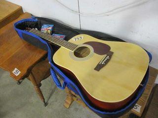 Buvwood Acoustic Guitar