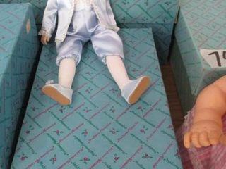 Alexander Blue Boy Doll
