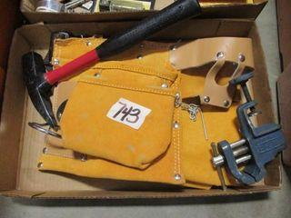 Tool Belt   Hammer