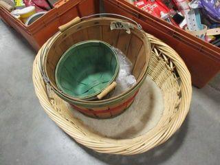 Baskets   Dog Bed