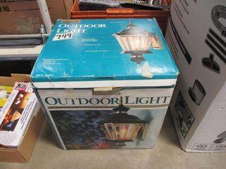 NIB Outdoor light