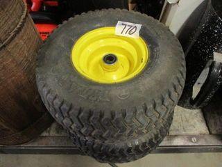 lawn Mower Wheels