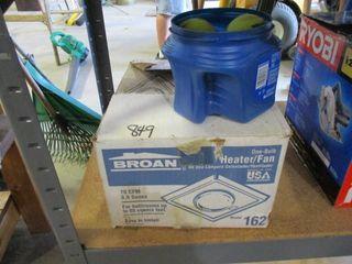 Broan Heater Fan