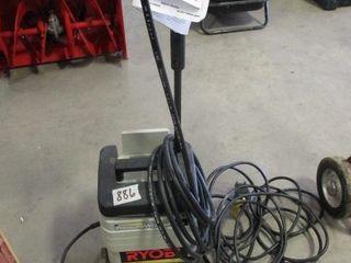 Ryobi Power Washer