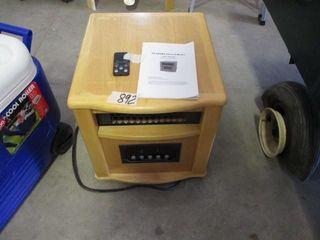 life Smart Infraced Heater