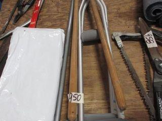Crutches   Misc