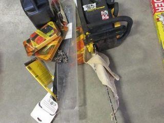 McCullouch Chain Saw