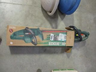 B D Electric Hedge Trimmer