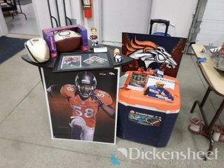 Elway 2004 Hall of Fame Signed, selection of