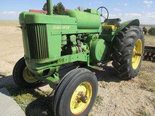 1956 John Deere Model 70 lP Standard Tractor