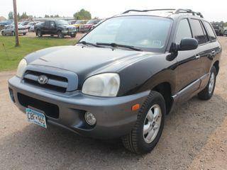 2005 Hyundai Santa Fe GLS / LX