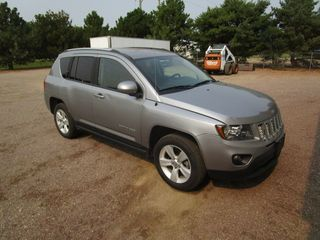 2016 Jeep Latitude Compass