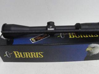 Scope Burnis Optics