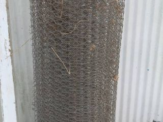 1  Roll of Fence Wire
