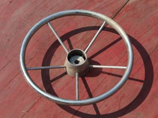 Marine Wheel