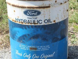 Cool Vintage Ford Tractor Hydraulic Oil Can