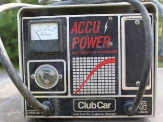 Club Car Accu Power Automatic Charger for Golf Cart Battery