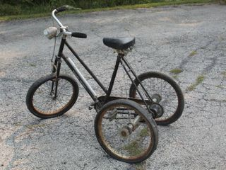 Super Cool Vintage Adult Trike by Raleigh Sports