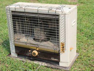 Vintage Everglow PT E4 Kerosene Heater