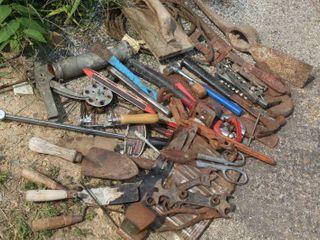 Cool Vintage Antique Tool lot