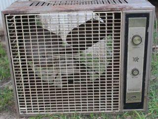 Vintage Sears Kenmore Box Fan Unit