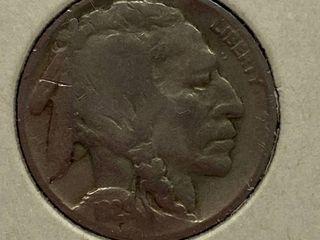 1929 Buffalo Nickel