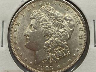 1903  1 Morgan Silver Dollar