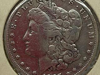 1897 O  1 Morgan Silver Dollar