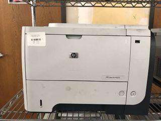 HP lASERJET P3015  18098 1181165