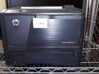 HP lASERJET PRO 400  18095 1181348