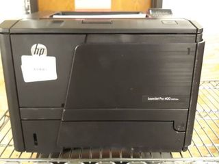 HP lASERJET PRO 400  18232 1197837