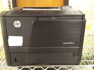 HP lASERJET PRO 400  18234 1197968