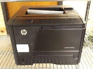 HP lASERJET PRO 400  18246 1198456