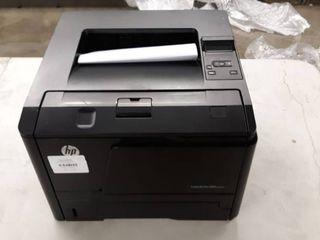 HP lASERJET PRO 400  18232 1197840