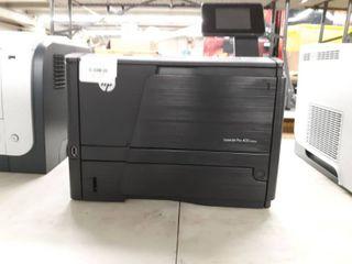 HP lASERJET 400 M401 DW   18107 1181195