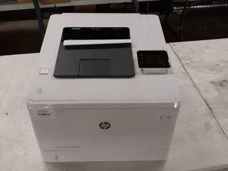 HP COlOR lASERJET M452DW