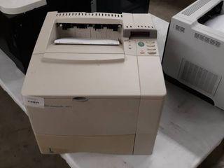 HP lASERJET 4000  18107 1181285