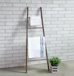 Furniture Pipeline Calluna 47  Tall Tapered Accent ladder