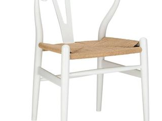 Poly and Bark Weave Chair Retail 156 49