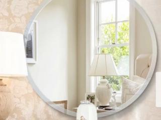 Modern Frameless Beveled Wall Mounted Bathroom Vanity Mirror Retail 103 99
