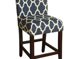 Homepop Classic Parson Counter Stool
